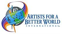 Artists for a Better World International Registered Trademark Logo