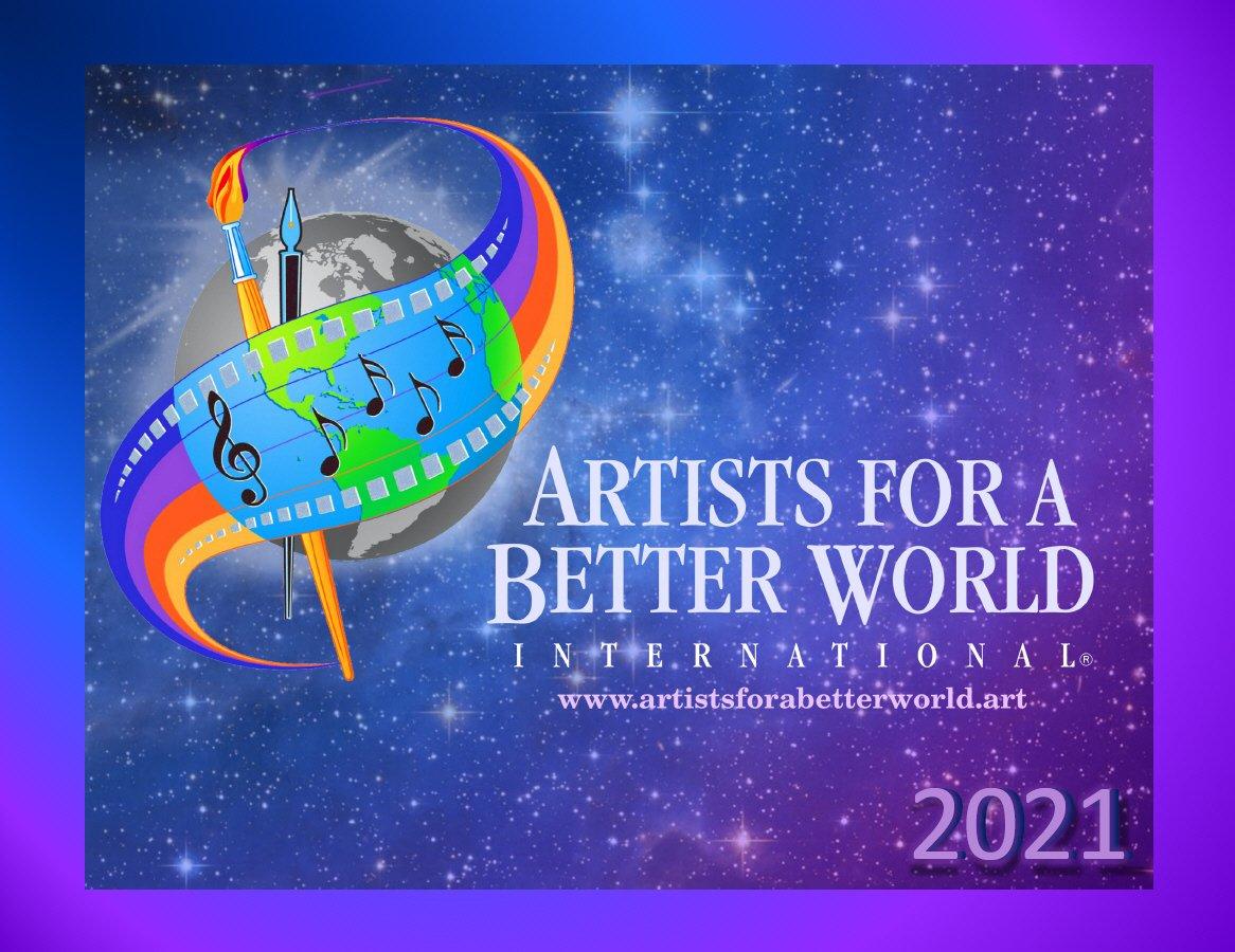 Artists for a Better World 2021 Calendar